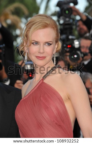 "Nicole Kidman at the gala screening of her new movie ""The Paperboy"" in competition at the 65th Festival de Cannes. May 24, 2012  Cannes, France Picture: Paul Smith / Featureflash"