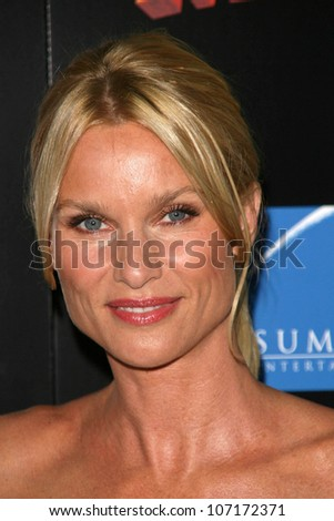 "Nicollette Sheridan  at the Los Angeles Premiere of ""Fly Me To The Moon"". DGA, Hollywood, CA. 08-03-08"