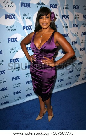 Niecy Nash at the Fox Eco Casino Party London West Rooftop Hollywood CA 09-08-08