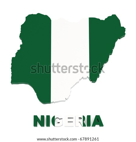 map of nigeria showing animal distribution. map of niger africa.