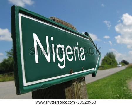 Road Signs in Nigeria Nigeria Road Sign