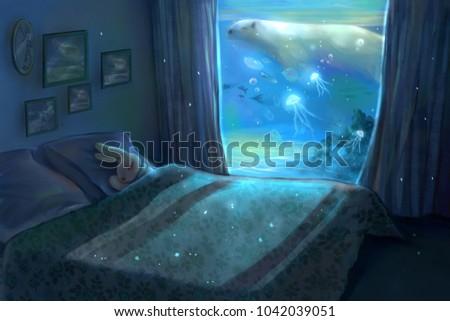 night and dream