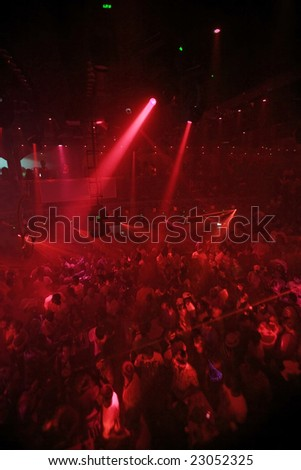 Night Club Music Event Party Laser Lights Background