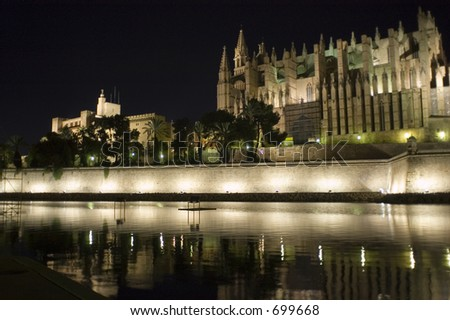 Night in palma