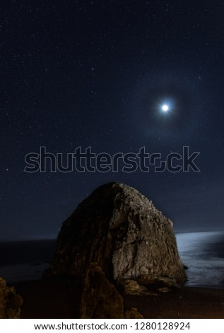 Night pic in Chile