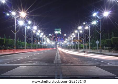 Night scene of Putrajaya, Malaysia #28268140