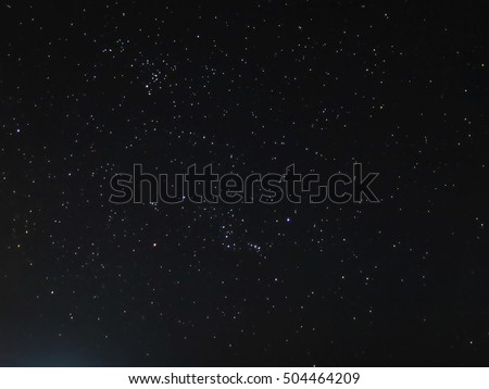 Photo of  Night sky background