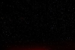 Night Sky Picture Darkness Planets and Stars