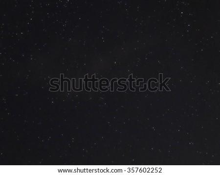 Night Sky With Stars  #357602252