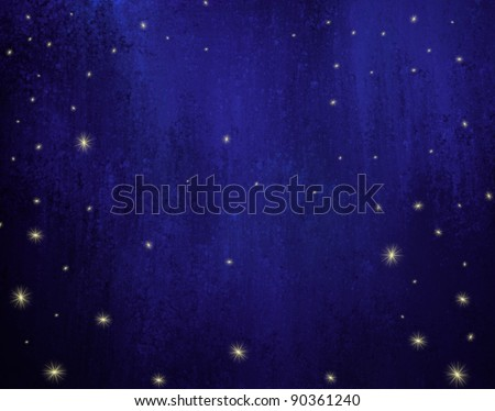 Night Sky Stars Texture Night Sky With Stars
