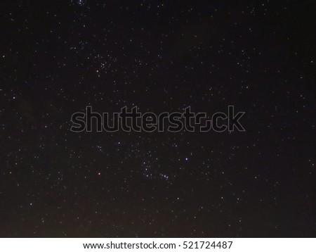 Night Stars Background #521724487
