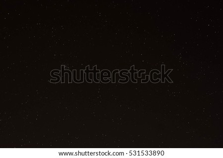 night stars for background.