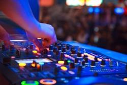 nightclub parties. DJ