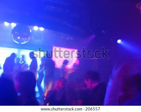 Nightclubbing - stock photo