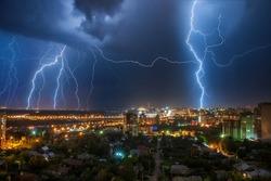 Nightlife capital of Bashkortostan Ufa