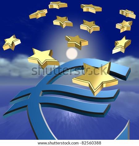 Nightmare of the Euro crisis