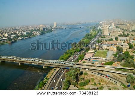 Nile at Cairo