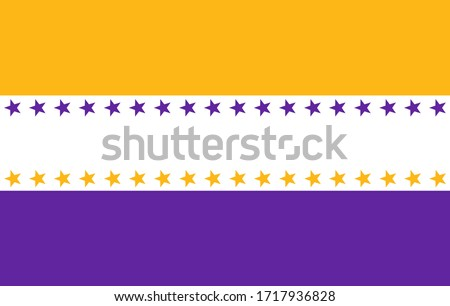 Nineteenth Amendment flag united states of america history symbol Photo stock ©