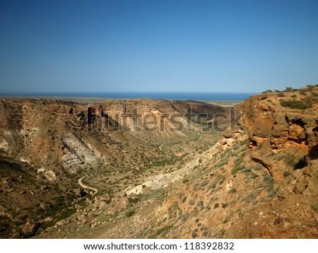 Ningaloo Reef National Park, Western Australia - stock photo