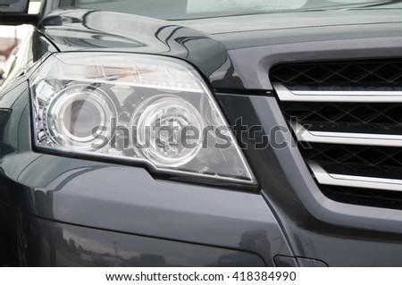Nis Serbia May 02 2016 Photo Of A Mercedes Glk 200 Cdi Ez Canvas