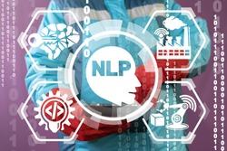 NLP Neuro Linguistic Programming Industrial Intelligence Technology.