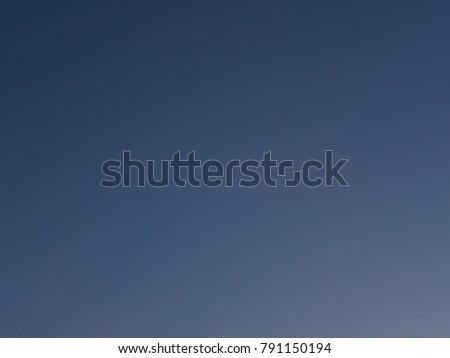 No Cloud Dark Blue, Navy Blue, Sky Background #791150194