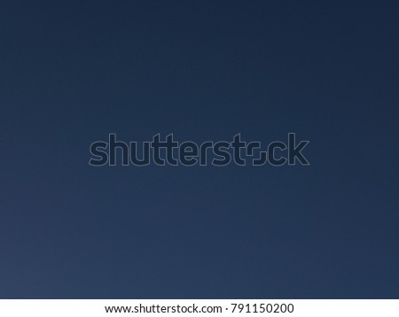 No Cloud Dark Blue, Navy Blue, Sky Background #791150200