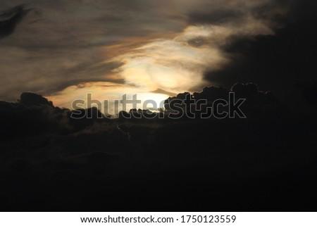 No Filter Sunset Photography - JED Zdjęcia stock ©