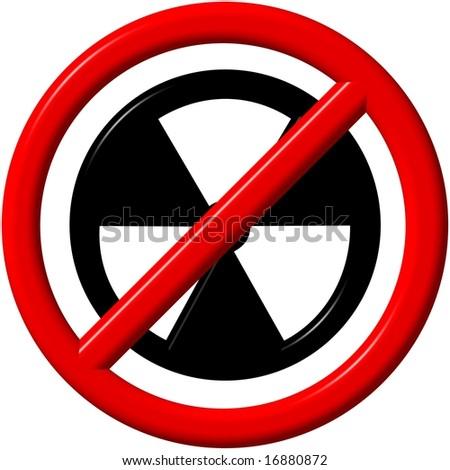 No radioactive