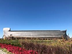 Noah's Ark Encounter in Williamstown, Kentucky