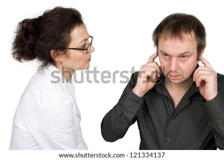 noise sensitive