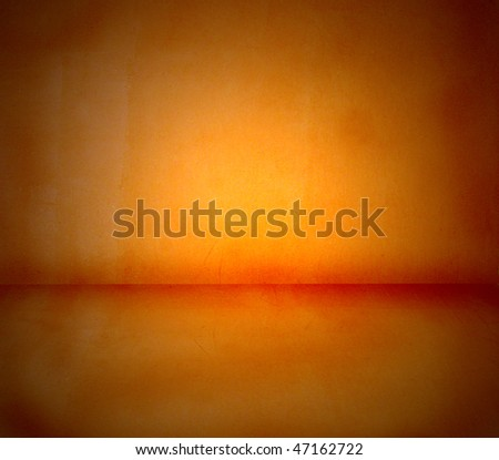 noisy spice orange background