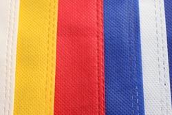 Non Woven Polypropylene Colorful Bag Fabric