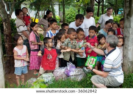 Army of Thailand begin Hmong refugee deportations to Laos   Nong Khai Thailand Refugee Camp