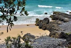 Noosa National Park beach, Australia
