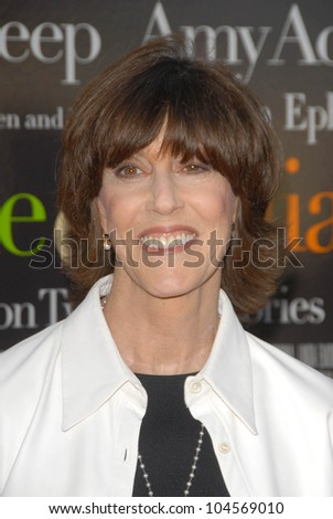 Nora Ephron  at the Los Angeles Special Screening of 'Julie and Julia'. Mann Village Theatre, Westwood, CA. 07-27-09