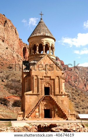 Noravank monastery,armenia