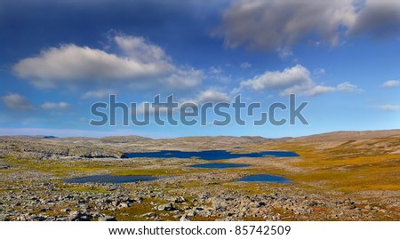 Nordkinn Peninsula is a peninsula in Finnmark, in northern Norway