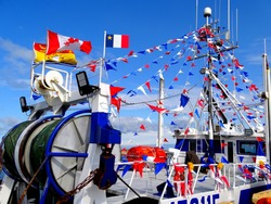 North America, Canada, Province of New Brunswick, Acadian Festival of Caraquet
