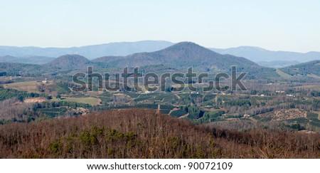 North Carolina Valley
