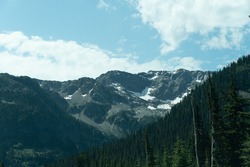 North Cascades National Park in Washington State