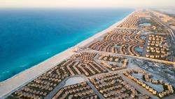 North Coast - Alexandria - egypt from the sky