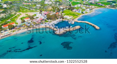 North Cyprus Iskele Bogaz -  Kuzey Kıbrıs Iskele Bogaz Stok fotoğraf ©