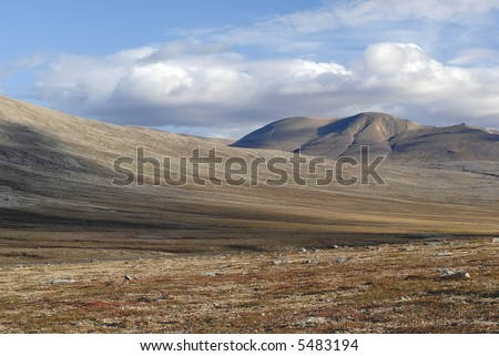 North East Greenland Scenery