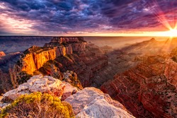 North Rim Grand Canyon Cape Royal