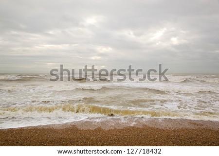 North Sea, Brighton