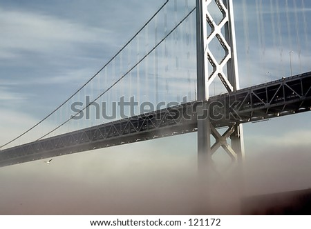North tower, Goldengate Bridge, San Francisco, California