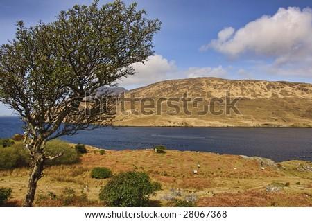 North West of Ireland Landscape