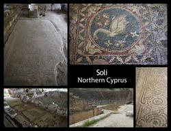Northern Cyprus Post card