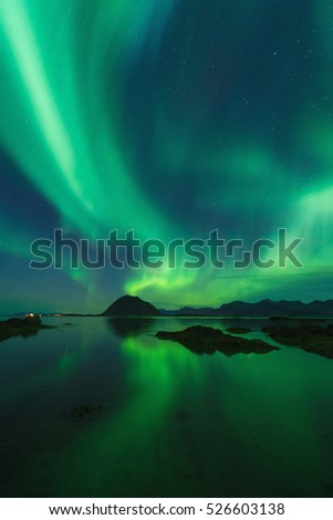 Northern Lights #526603138